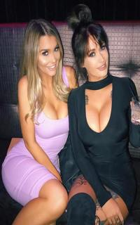 Проститутка Вика и Ира