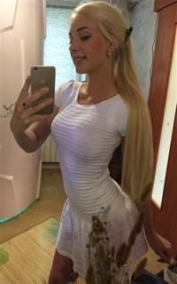 Проститутка Elizaveta